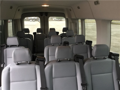 2018 Transit 350 Med Roof 4x2,  Passenger Wagon #A05095 - photo 28