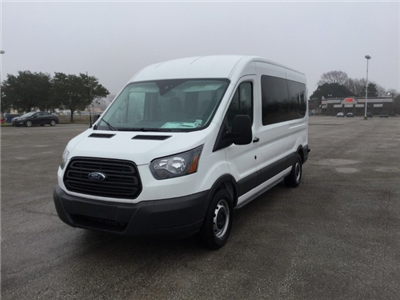 2018 Transit 350 Med Roof 4x2,  Passenger Wagon #A05095 - photo 4