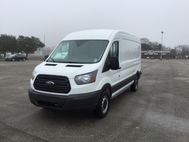 2018 Transit 250 Med Roof 4x2,  Empty Cargo Van #A19139A - photo 3