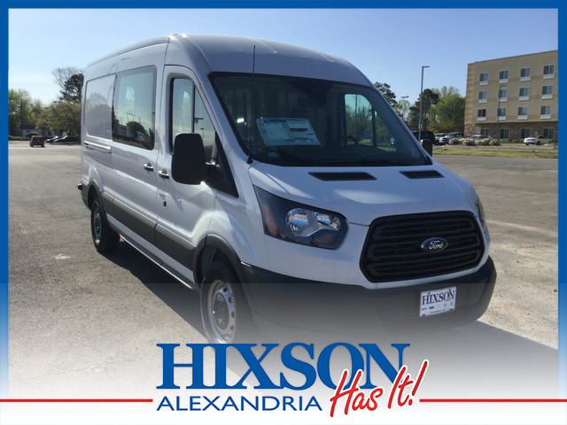 2018 Transit 250 Med Roof 4x2,  Empty Cargo Van #A25546 - photo 1