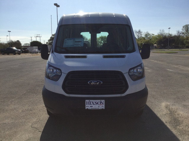 2018 Transit 250 Med Roof 4x2,  Empty Cargo Van #A25546 - photo 3