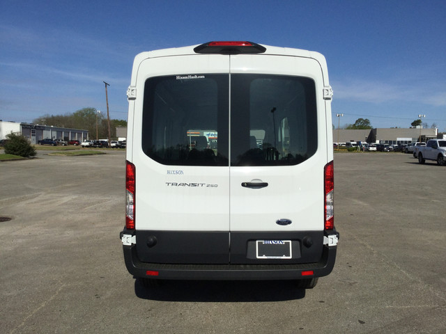 2018 Transit 250 Med Roof 4x2,  Empty Cargo Van #A25546 - photo 7
