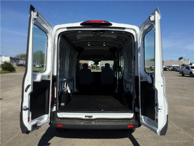 2018 Transit 250 Med Roof 4x2,  Empty Cargo Van #A25546 - photo 2