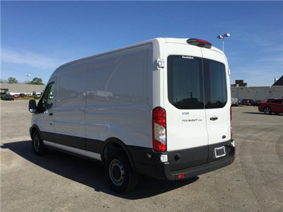 2018 Transit 250 Med Roof 4x2,  Empty Cargo Van #A25546 - photo 6