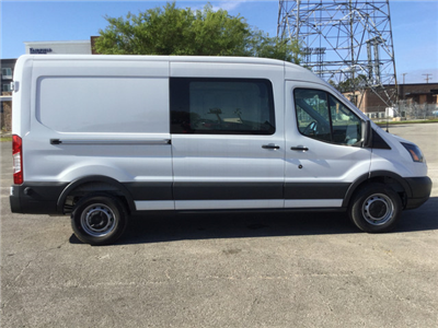 2018 Transit 250 Med Roof 4x2,  Empty Cargo Van #A25546 - photo 9