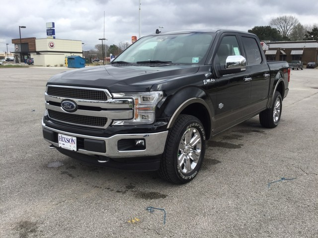 2019 F-150 SuperCrew Cab 4x4,  Pickup #A29519 - photo 4