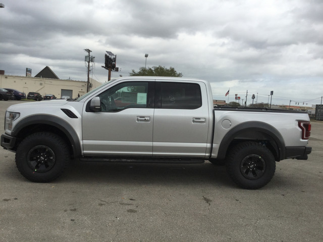 2018 F-150 SuperCrew Cab 4x4,  Pickup #B80407 - photo 5