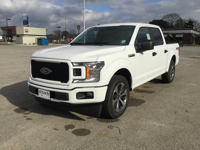 2019 F-150 SuperCrew Cab 4x2,  Pickup #C27535 - photo 3