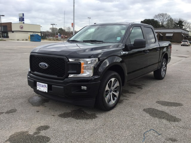 2019 F-150 SuperCrew Cab 4x2,  Pickup #C27536 - photo 4