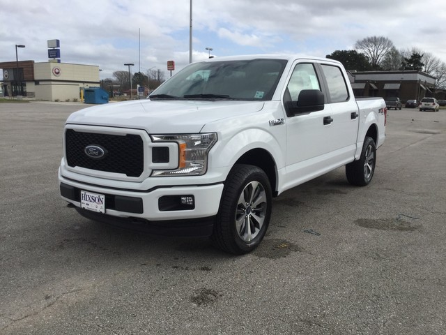 2019 F-150 SuperCrew Cab 4x4,  Pickup #C27540 - photo 22