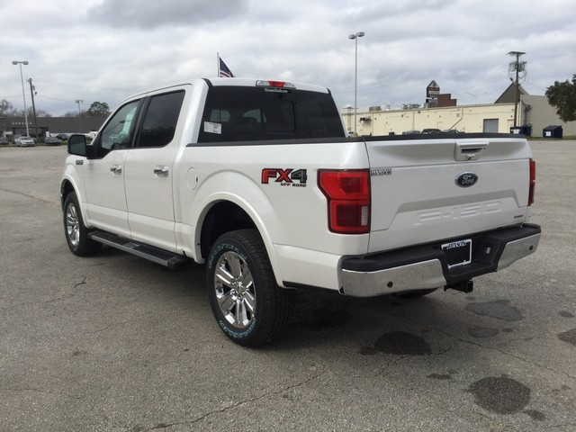 2019 F-150 SuperCrew Cab 4x4,  Pickup #C27543 - photo 6