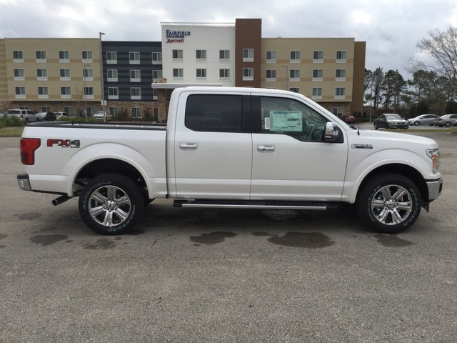 2019 F-150 SuperCrew Cab 4x4,  Pickup #C27543 - photo 8