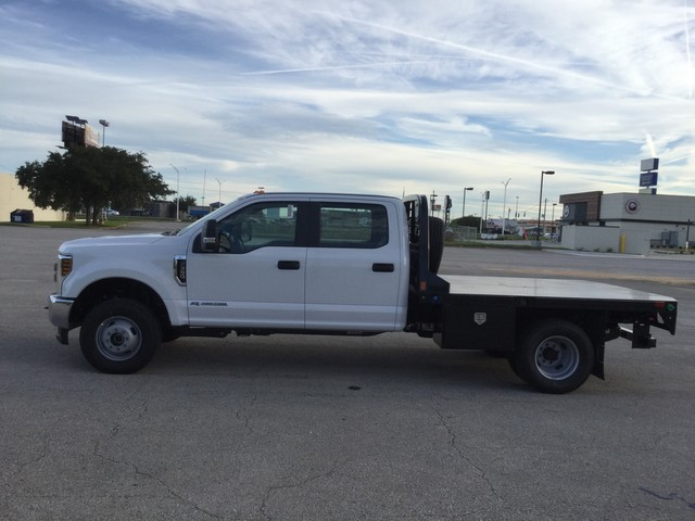 2019 F-350 Crew Cab DRW 4x4,  CM Truck Beds Platform Body #C52219 - photo 5
