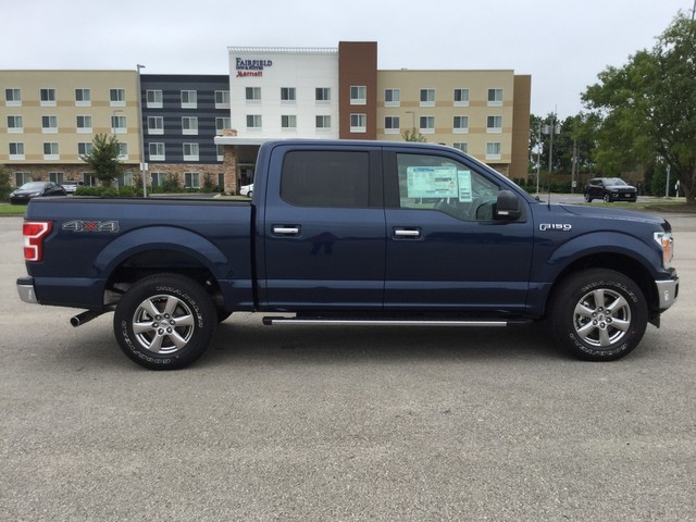 2018 F-150 SuperCrew Cab 4x4,  Pickup #C60285A - photo 8