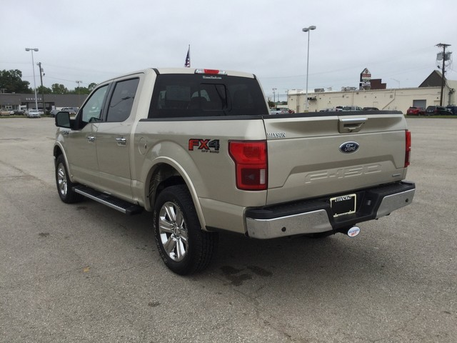 2018 F-150 SuperCrew Cab 4x4,  Pickup #D13305 - photo 12
