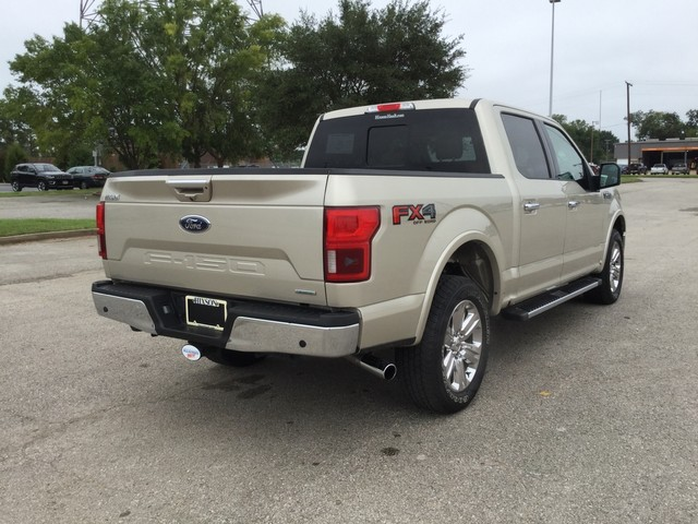 2018 F-150 SuperCrew Cab 4x4,  Pickup #D13305 - photo 2