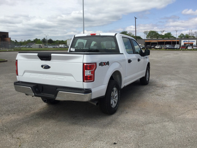 2018 F-150 SuperCrew Cab 4x4,  Pickup #D23537 - photo 2