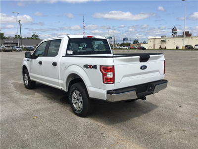 2018 F-150 SuperCrew Cab 4x4,  Pickup #D23537 - photo 6