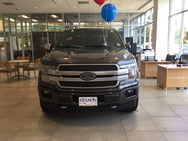 2018 F-150 SuperCrew Cab 4x4,  Pickup #D31752 - photo 3