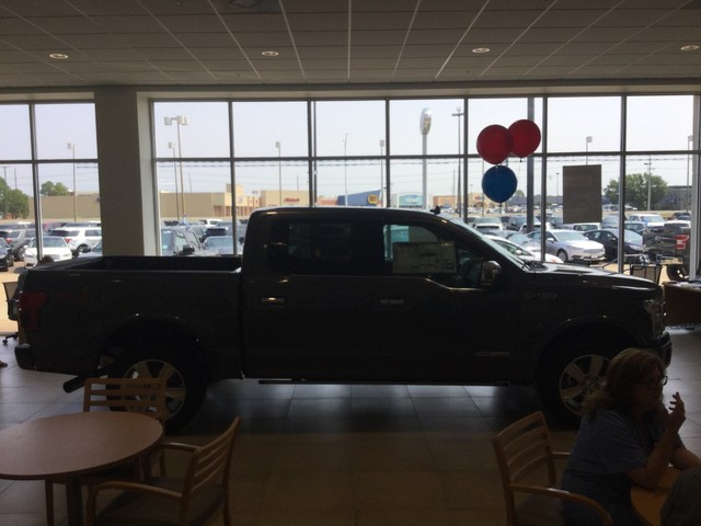 2018 F-150 SuperCrew Cab 4x4,  Pickup #D31752 - photo 5