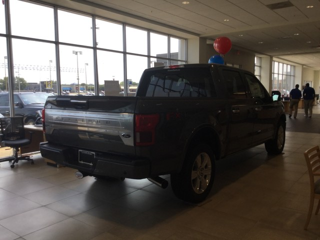 2018 F-150 SuperCrew Cab 4x4,  Pickup #D31752 - photo 2