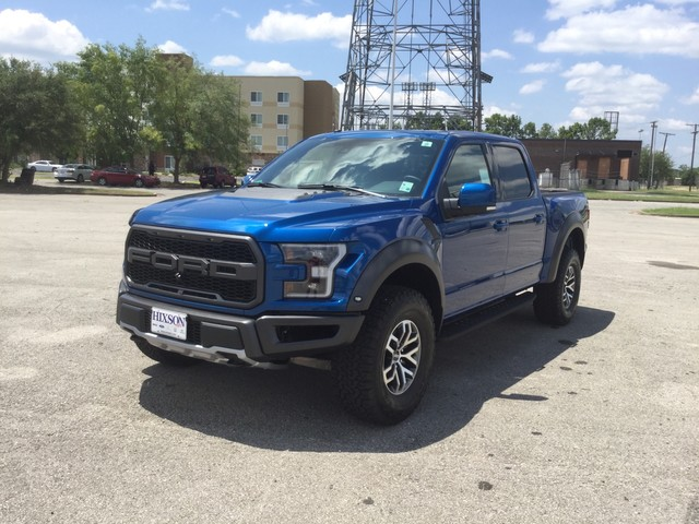 2018 F-150 SuperCrew Cab 4x4,  Pickup #D31753 - photo 4