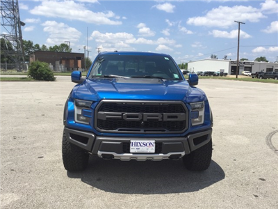 2018 F-150 SuperCrew Cab 4x4,  Pickup #D31753 - photo 3