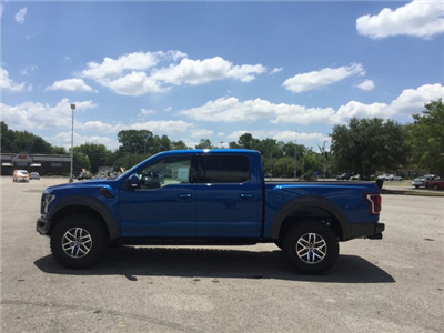 2018 F-150 SuperCrew Cab 4x4,  Pickup #D31753 - photo 9