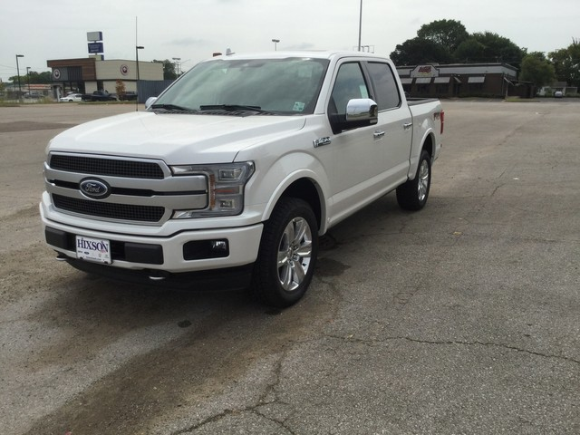 2018 F-150 SuperCrew Cab 4x4,  Pickup #D36902 - photo 4