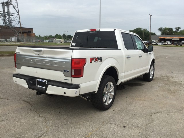 2018 F-150 SuperCrew Cab 4x4,  Pickup #D36902 - photo 2