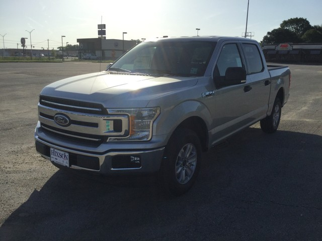 2018 F-150 SuperCrew Cab 4x2,  Pickup #D41202 - photo 4