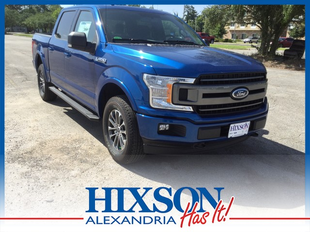 2018 F-150 SuperCrew Cab 4x4,  Pickup #D41203 - photo 1