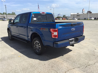 2018 F-150 SuperCrew Cab 4x4,  Pickup #D41203 - photo 6
