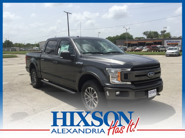 2018 F-150 SuperCrew Cab 4x4,  Pickup #D41206 - photo 1