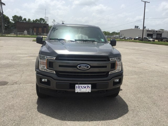 2018 F-150 SuperCrew Cab 4x4,  Pickup #D41206 - photo 3