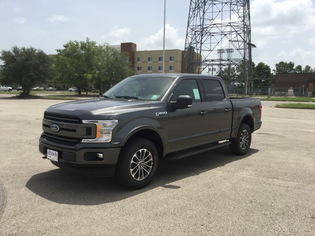 2018 F-150 SuperCrew Cab 4x4,  Pickup #D41206 - photo 4