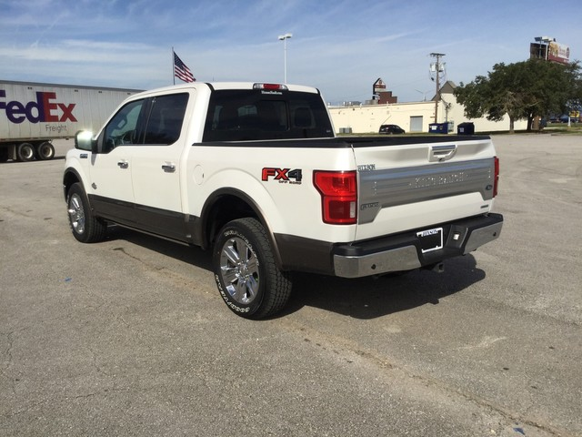 2018 F-150 SuperCrew Cab 4x4,  Pickup #D49305 - photo 6