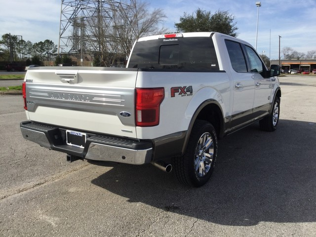 2018 F-150 SuperCrew Cab 4x4,  Pickup #D49305 - photo 2