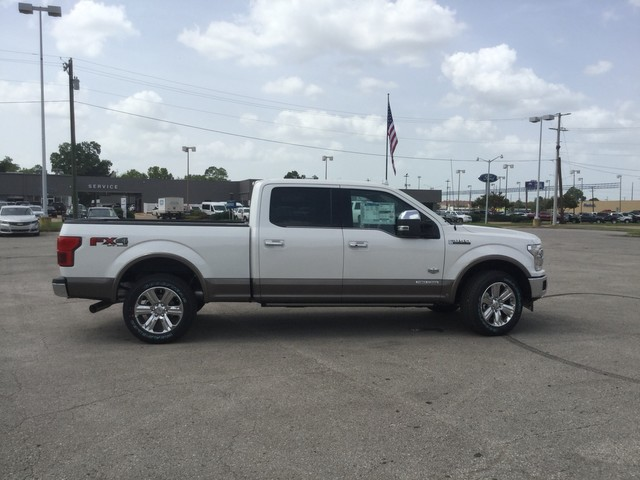 2018 F-150 SuperCrew Cab 4x4,  Pickup #D49306 - photo 11