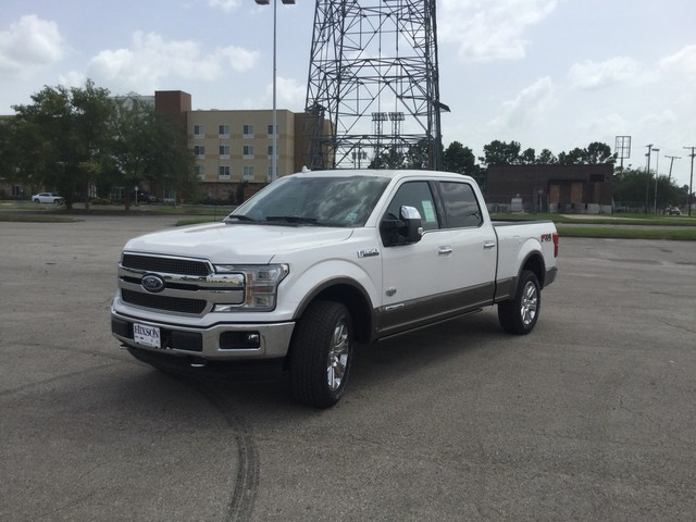 2018 F-150 SuperCrew Cab 4x4,  Pickup #D49306 - photo 4