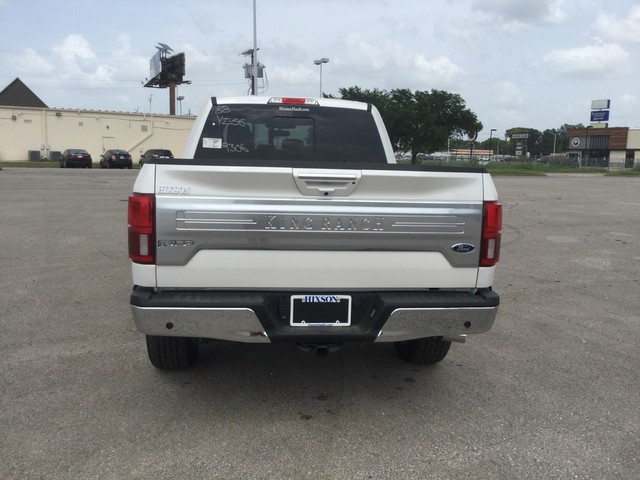 2018 F-150 SuperCrew Cab 4x4,  Pickup #D49306 - photo 10