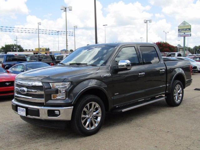 2017 F-150 SuperCrew Cab 4x2,  Pickup #D85806 - photo 4