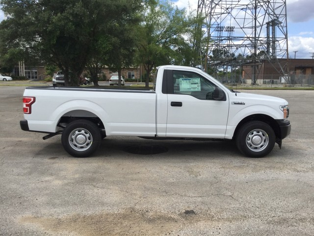 2018 F-150 Regular Cab 4x2,  Pickup #E28045 - photo 8