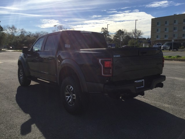 2018 F-150 SuperCrew Cab 4x4,  Pickup #E38044 - photo 6