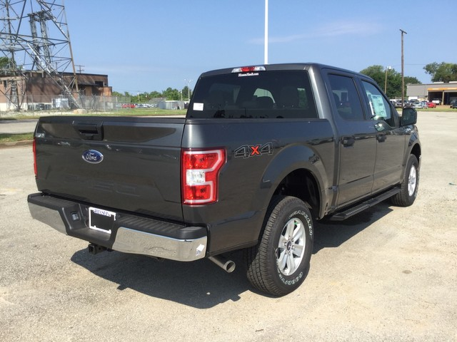 2018 F-150 SuperCrew Cab 4x4,  Pickup #E55587 - photo 2