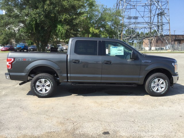2018 F-150 SuperCrew Cab 4x4,  Pickup #E55587 - photo 8