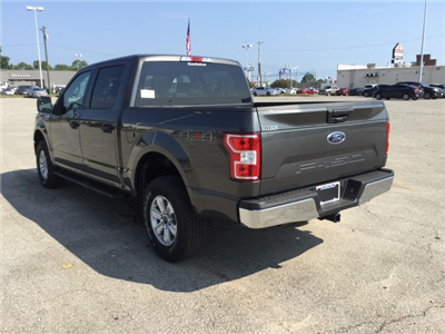 2018 F-150 SuperCrew Cab 4x4,  Pickup #E55587 - photo 6