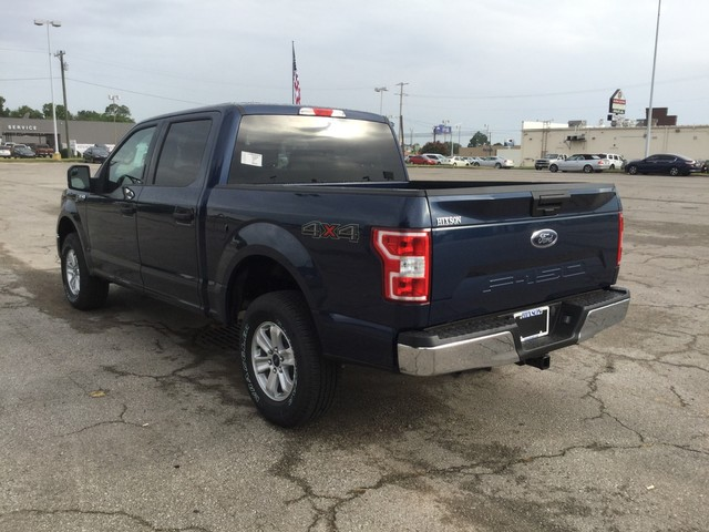 2018 F-150 SuperCrew Cab 4x4,  Pickup #E55588 - photo 6