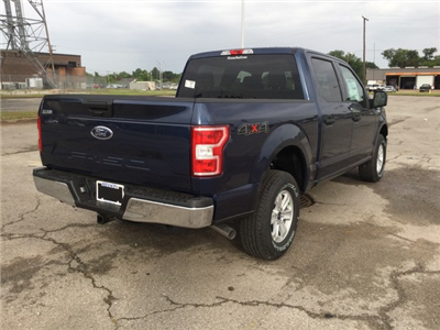 2018 F-150 SuperCrew Cab 4x4,  Pickup #E55588 - photo 2