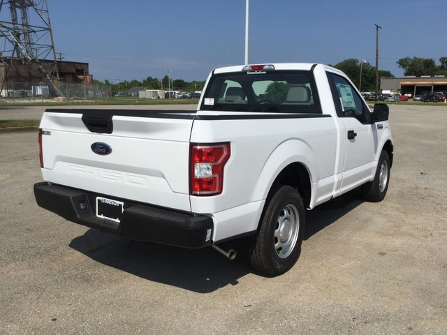 2018 F-150 Regular Cab 4x2,  Pickup #E63742 - photo 2